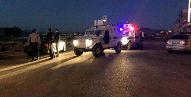 Siirt'te kent merkezinde çatışma: 1 kişi öldü, 1 polis yaralandı