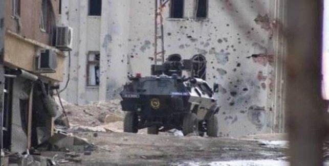 Silvan'da hava saldırısı: Ölü ve yaralılar var