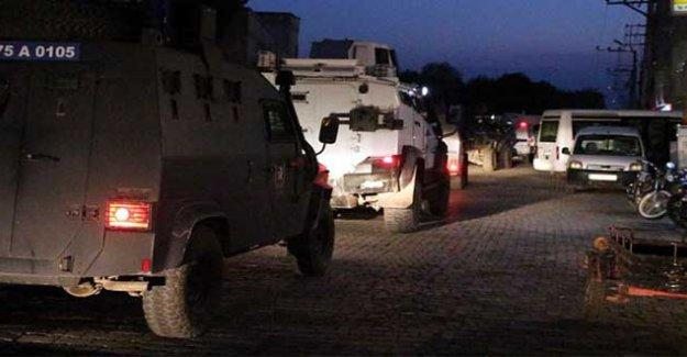 Şırnak'ta zırhlı araca saldırı: 3 polis hayatını kaybetti