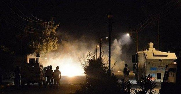 Nusaybin'de 2 kişi daha yaralandı