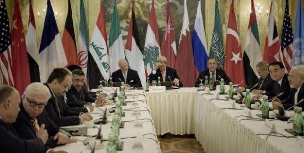 Suriye için anlaşma sağlandı; 6 ay geçiş süreci, 18 ay sonra seçim