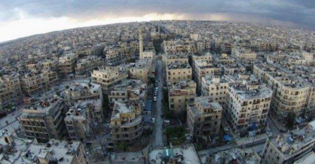 Suriye ordusu Halep'e ikmal yolunu IŞİD'den geri aldı