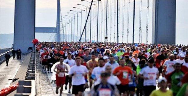 Suriyeli mültecilerle dayanışmak için İstanbul Maratonu'na davet