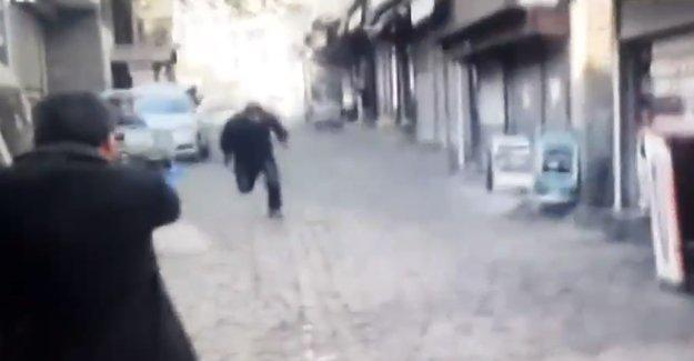 Tahir Elçi'nin öldürüldüğü o ana dair yeni görüntüler ortaya çıktı