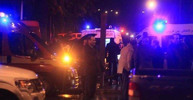Tunus'taki canlı bomba saldırısını IŞİD üstlendi
