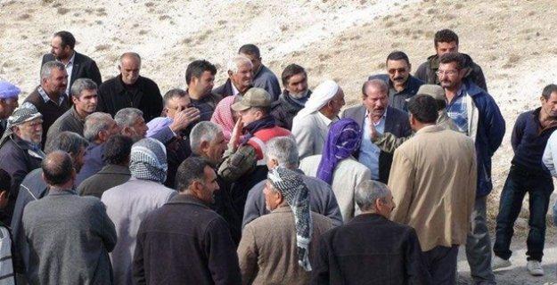 Urfa'da mera alanları taş ocağına çevriliyor
