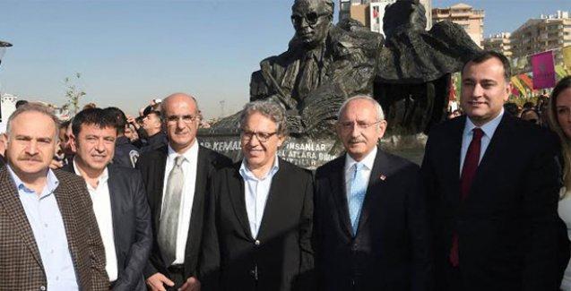Yaşar Kemal Parkı açıldı