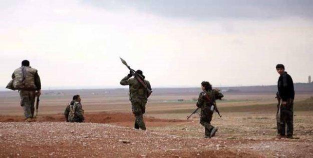 YPG: Türkiye'nin saldırıları sürüyor