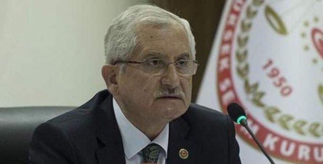 YSK Başkanı: Dört parti barajı geçti