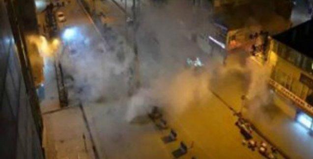 Yüksekova'da polis halka ateş açtı