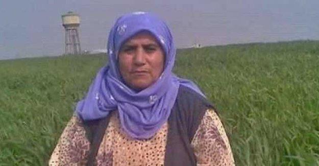 11 çocuk annesi Taybet İnan'ın cenazesi 7 gün sonra sokaktan alınabildi
