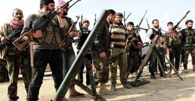180 Nusra Cephesi militanı teslim oldu
