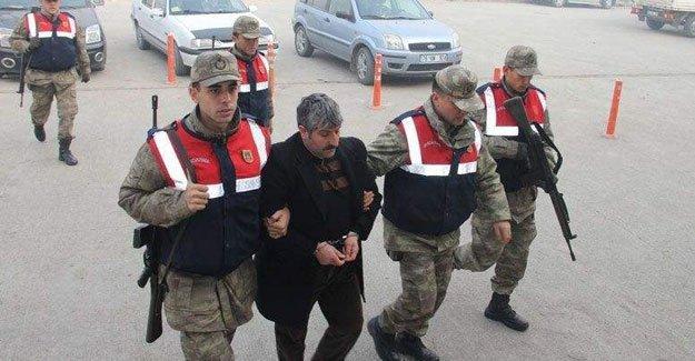 19 gözaltı 12 tutuklama
