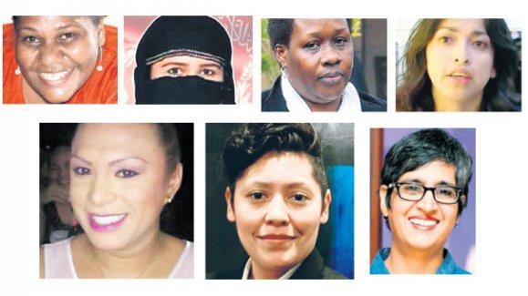 2015'te katledilen kadın aktivistler