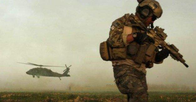 ABD Irak'a özel kuvvetlerini yolluyor