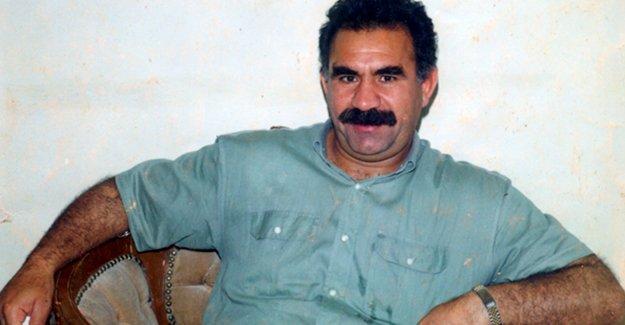Abdullah Öcalan'a onursal vatandaşlık verildi