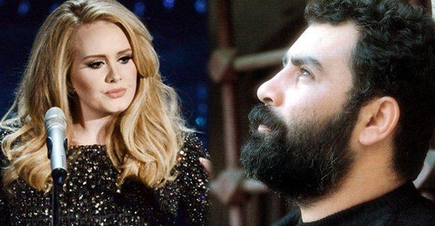 Adele'nin o şarkısı Ahmet Kaya'nın parçasına mı benziyor?