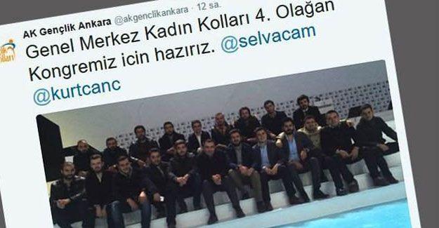 AK Gençlik Ankara, Kadın Kolları Kongresi'ne hazır