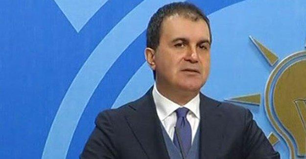 AKP Sözcüsü Çelik: Dini anayasa diye bir kavram olmaz