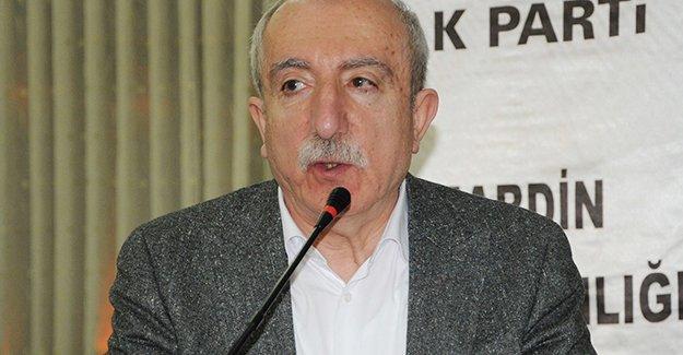 AKP'li Miroğlu: Öcalan'ın kapısı çalınmalı
