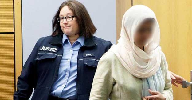 Almanya'da 'namus cinayeti'ne ömür boyu ağır hapis cezası