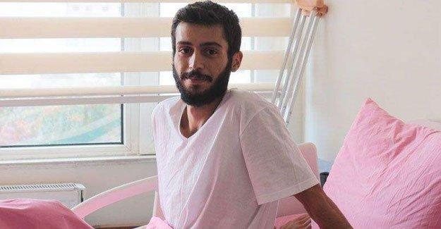 Ankara Katliamı'nda yaralanan Karakoç'a üniversitesinden ceza