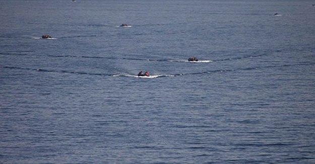 Aydın'da mülteci teknesi battı: 11 ölü