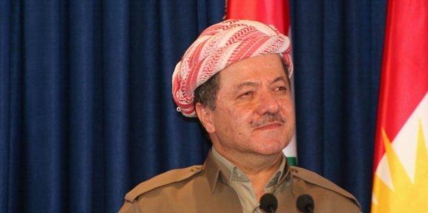 Barzani'den Erdoğan ve Yıldırım'la yaptığı görüşmelere ilişkin açıklama