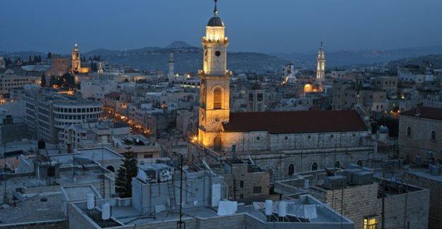 Beytüllahim kenti Hıristiyan hacıları karşılamaya hazırlanıyor