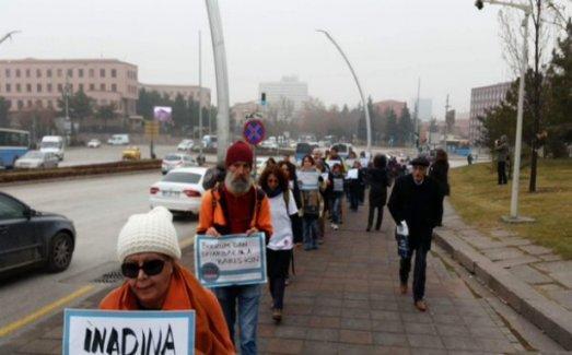 'Bizi sizlerin sessizliği öldürüyor'a kayıtsız kalamadılar; Bodrum'dan Diyarbakır'a yürüyorlar