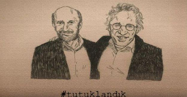 Can Dündar ve Erdem Gül'ün özgürlük yolculuğunun belgeseli çekilmeye başlandı