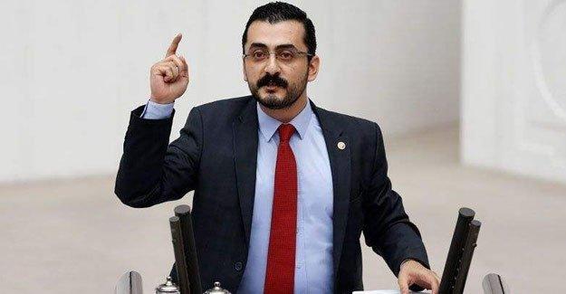 CHP'li Eren Erdem hakkında soruşturma