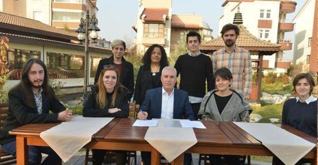 CHP'li Belediye, 'LGBTİ Dostu Kentler' protokolünü imzaladı