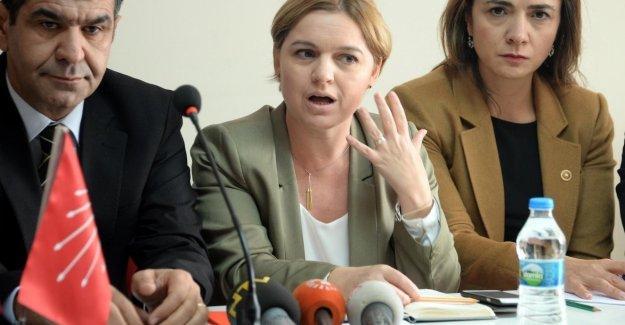 CHP'li kadın vekiller Sur'da: Silah sesleri arasında konuştular