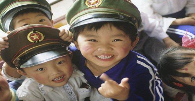 Çin'de ikinci çocuğa onay