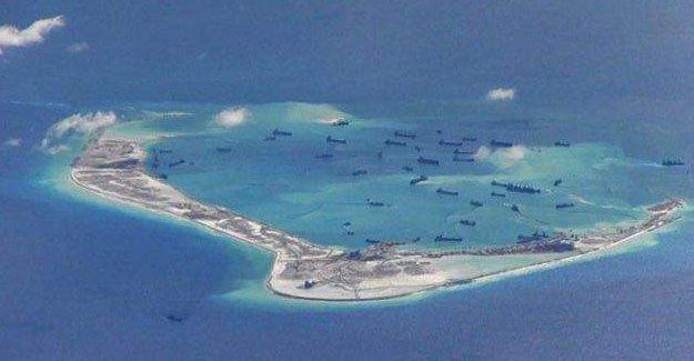 Çin'den ABD'ye 'provokasyon' suçlaması