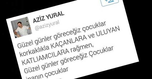 Cizre'de öldürülen sağlıkçı Yural'ın son mesajı: 'Güzel günler göreceğiz'