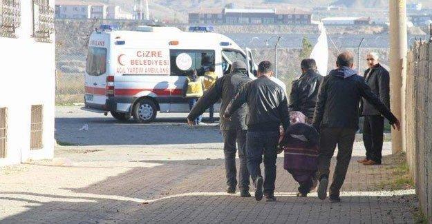 Cizre'de üç kişi öldürüldü