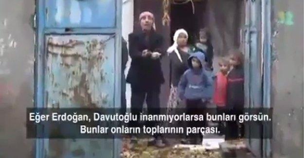 Cizreli ailenin isyanı: Erdoğan, Davutoğlu bunları görsün!