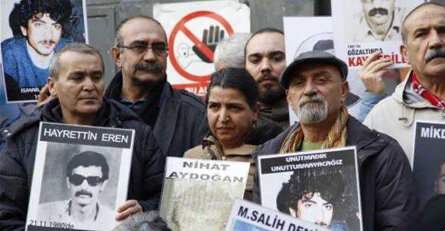 Cumartesi Anneleri: Çocuklar öldürülürken rahat uyuma Türkiye