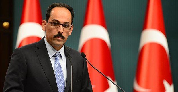 Cumhurbaşkanlığı Sözcüsü Kalın: Musul'daki varlığımız devam ediyor, edecek