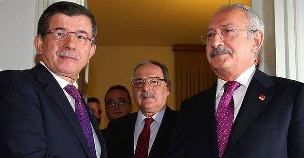 Davutoğlu-Kılıçdaroğlu görüşmesinde 4 başlıkta uzlaşma
