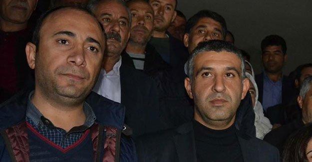 DBP'li Eş Başkan hakkında tutuklama kararı