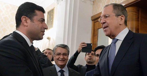 Demirtaş: Kürt halkının öz yönetim talebi meşru bir talep