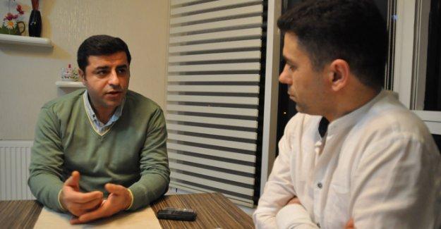Demirtaş: Türkiye'nin batısı Kürtlerin haklarını kabul ederse, işte o zaman HDP Türkiyelileşmiş olur