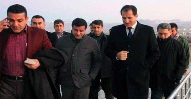 Demirtaş ve Kürkçü Federal Kürdistan Bölgesi'ne geçti