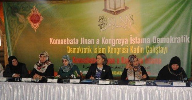 Demokratik İslam Kongresi'nin II. Kadın Çalıştayı yapılacak