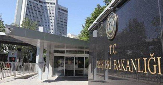 Dışişleri Bakanlığı: IŞİD saldırısında dört TSK personelimiz yaralandı