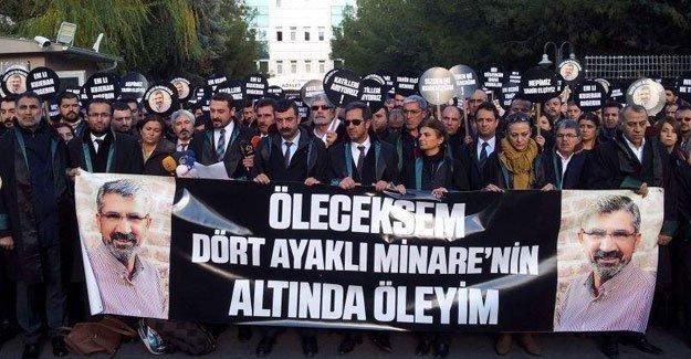 Diyarbakır Barosu: Dosyada 'fiili gizlilik' kararı var