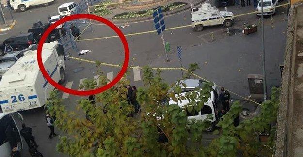 Diyarbakır Sur'da sokağa çıkma yasağı, bir kadın öldürüldü